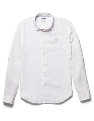 Мужская рубашка LS Mill River Linen Shirt Slim
